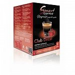 Капсулы для кофемашин Smart Coffee Club, Decaf 10 капсул 55г
